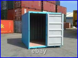 10' Single Door USED Shipping / Storage Container