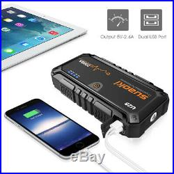2000a Portable Generator Emergency Backup Power Supply Station Charger Booster