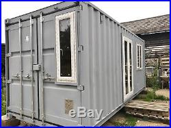 20ft Shipping Container Conversion Office / Home / Storage