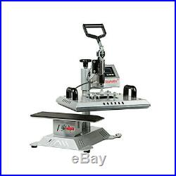 3 in 1 Heat Press Transfer Machine Sublimation T-Shirt/Canvas Shoes DIY Printing
