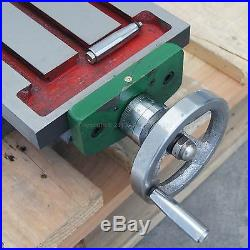 40218013 Cross Milling Machine Compound 2 Axis 4 Ways Working Table 450X168 30KG