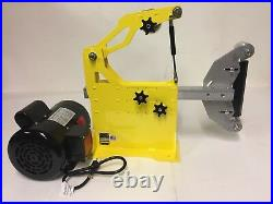 Belt Grinder 2x72 Complete Chassis WITH MOTOR & SWITCH combo