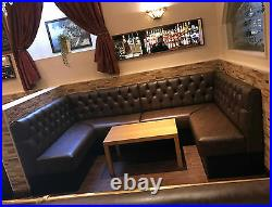 Bespoke Booth Seating For Pub/Bar/Restaurant/Club Banquette £110 per Foot
