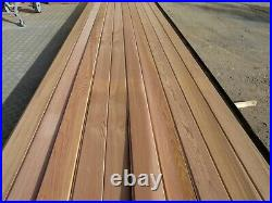 Canadian Western Red Cedar Tongue And Groove Timber Cladding (15m²) TGV