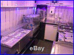Catering burger food van BRAND NEW VERY HIGH SPEC FINANCE AVAILABLE