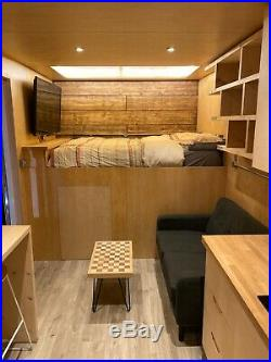 Converted 20ft Shipping Container Home Ready To Move In, On site living