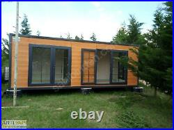 Converted Shiping Container 31m2 Holiday Home Portable HouseCabin Garden Office