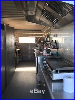 Converted Shipping Container Café / Coffee shop / Bar / Office
