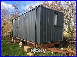 Converted Shipping Container Home Ready To Move In