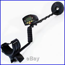 Extreme Power Metal Coin Detector Professional Hunting Fully Discriminating 22cm