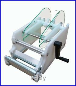 LABELROO Bottle Labelling Machine Label Applicator Micro Brewery Wine Gin