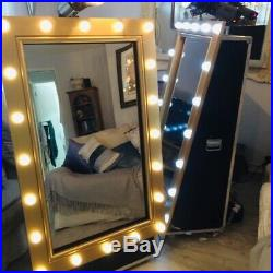 Magic Mirror Booth New And Unused For Sale