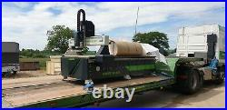 NEW FABERTEC M0 1325 CNC Router Vacuum Bed £7,900+VAT CHEAPEST IN UK! IN STOCK