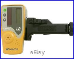 New! Topcon RL-H5A Construction Laser Level DB Kit with Tripod and 16' Rod 10th