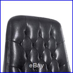 Office Chair Luxury Executive High Back PU Leather Swivel Computer PC Seat Desk