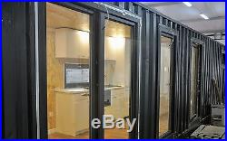 Prefab shipping container home, tiny home, portable cabin