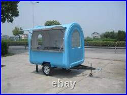 Ready For Business! Street Food Catering Trailer Fully Furnished Mobile