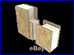 Structural Insulated Panels (SIPs) Self Build, Garden Room, Office, Studio, Extend