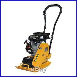 SwitZer 3hp Engine Petrol Compactor Vibrating Activator Plate HS-50 Heavy Duty