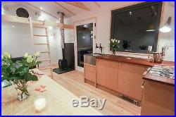 Tiny house House on wheels Trail house Timber house 5.20 m / 2.10 m