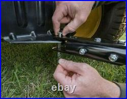 Tow Behind Grass Field Paddock Roller For Atv Quad Ride On Mower Tractor