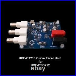 UCE-DSO212 Oscilloscope + UCE-CT213 Curve Tracer Combo Deals